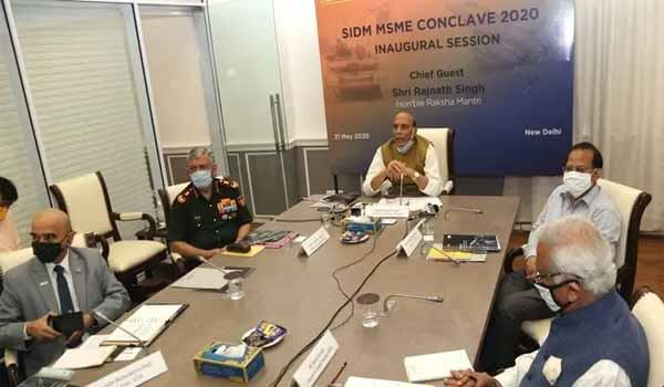 SIDM MSME-Conclave 2020 began