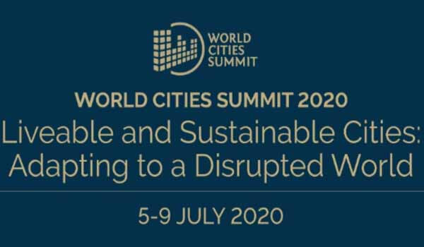 Singapore will host the 2020 World Cities Summit in July