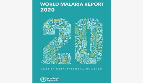 WHO released the 2020 World Malaria Report