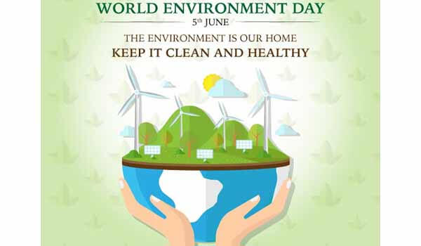 World Environment Day celebrated on 5th June Every year