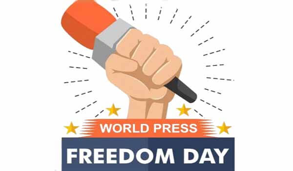 World Press Freedom Day celebrated on 3rd May Every year