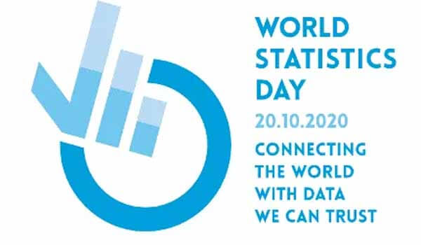 World Statistics Day celebrated on 20th October Every year