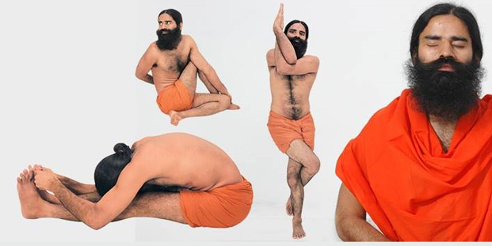 Baba Ramdev Created World Record by Doing Yoga with Two Lakh ...