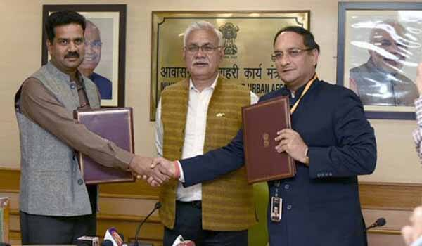 DAY-NULM inked MoU with Amazon for E-marketing of SHGs products