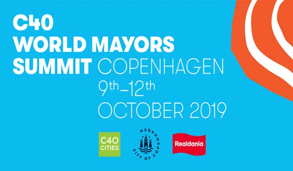 Copenhagen hosted the C40 World Mayors Summit 2019