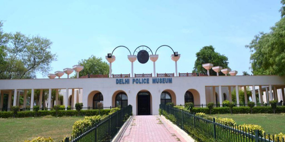 The first Indian National Police Museum will Appear in New Delhi