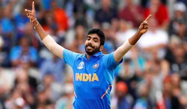 Jasprit Bumrah will be honored with Polly Umrigar Award