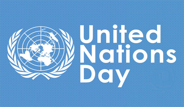United Nations Day Observed Worldwide on 24 October