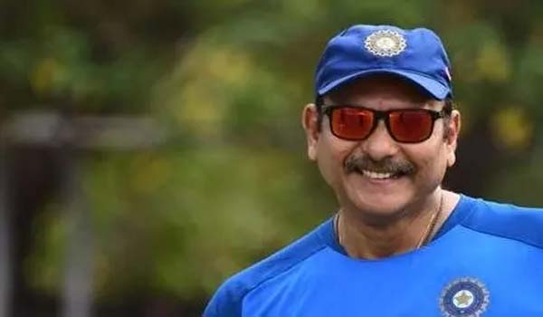 Ravi Shastri Re-appoints As Indian Cricket Team Coach