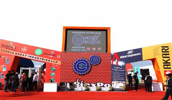 6th Engiexpo 2020 held at Vadodara, Gujarat