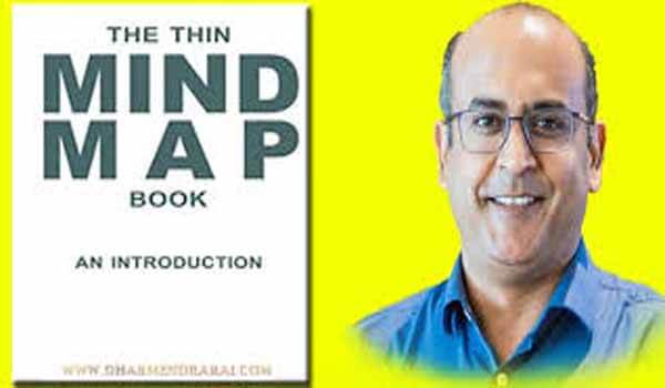 The Thin Mind Map: New Book of Dharmendra Rai's launched today