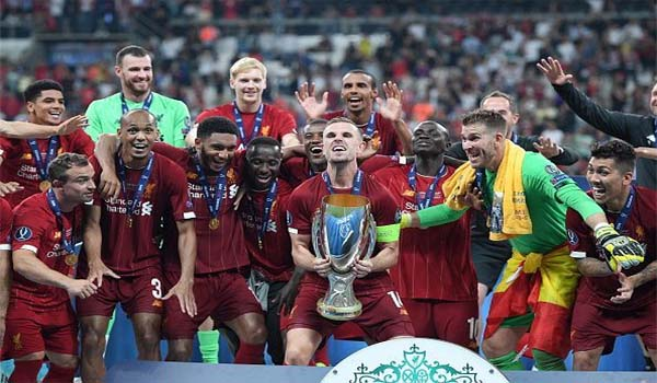 UEFA Super Cup 2019- Liverpool win the Series for the 4th time