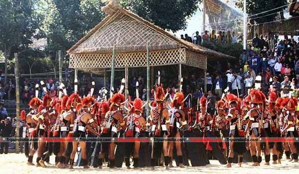 2-day long Bharat-Bangla Tourism festival began In Tripura