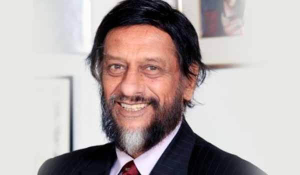 Rajendra K. Pachauri passed away at 79